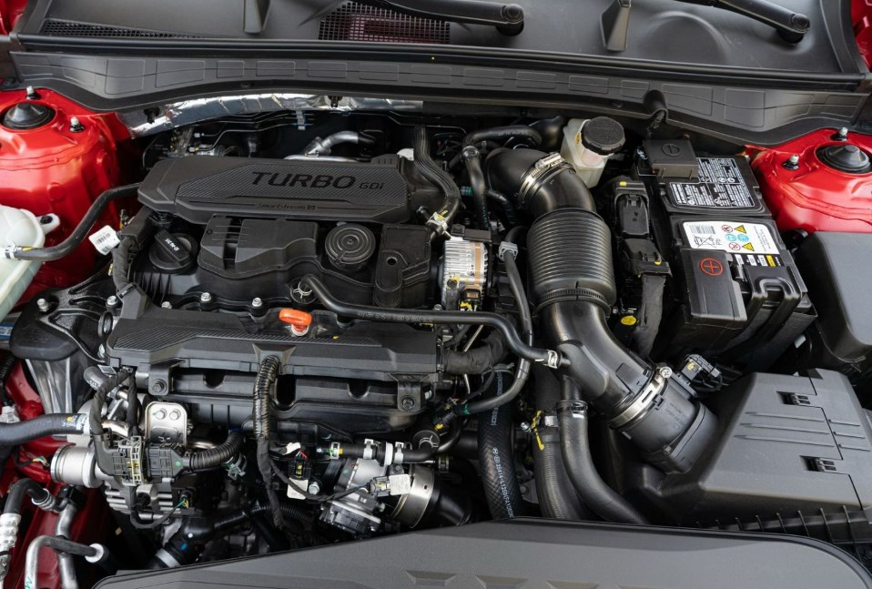 2021 Hyundai Sonata Engine