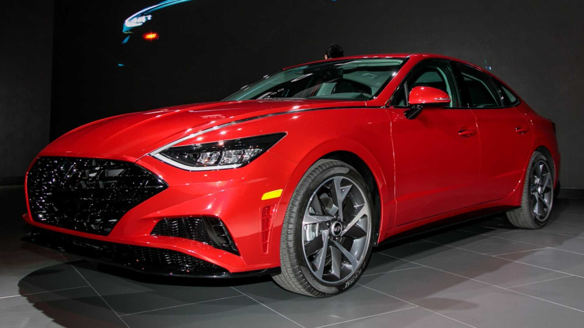 When Is The 2022 Hyundai Sonata Hybrid Coming Out   2021 ...