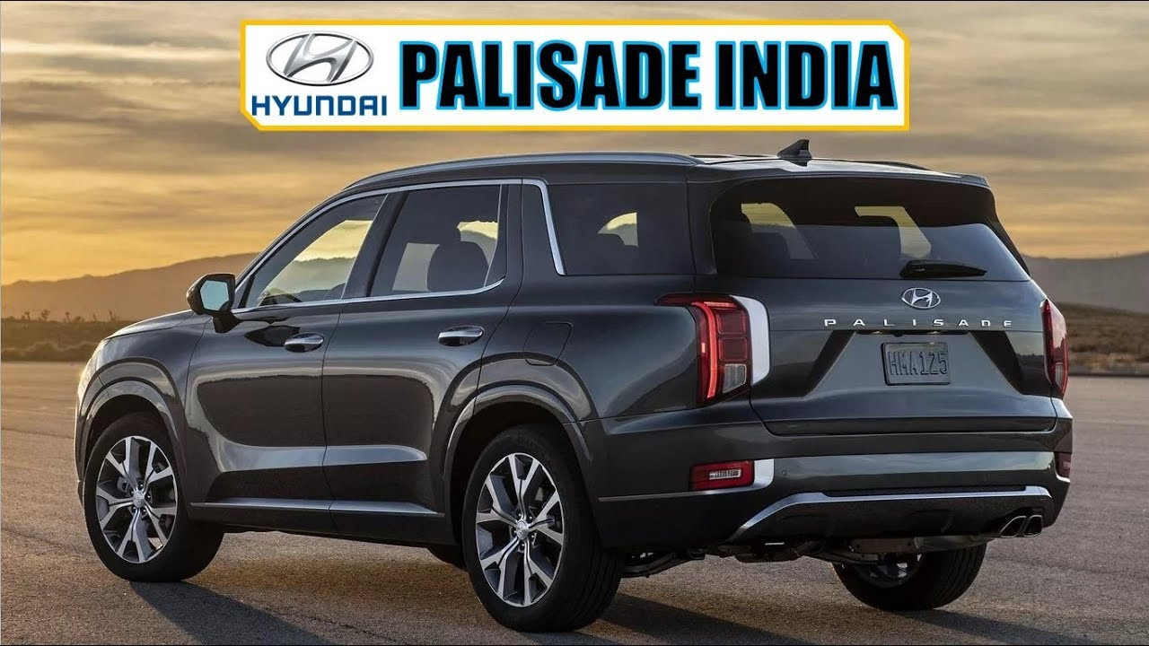 new hyundai suv 2021 palisade price in india interior