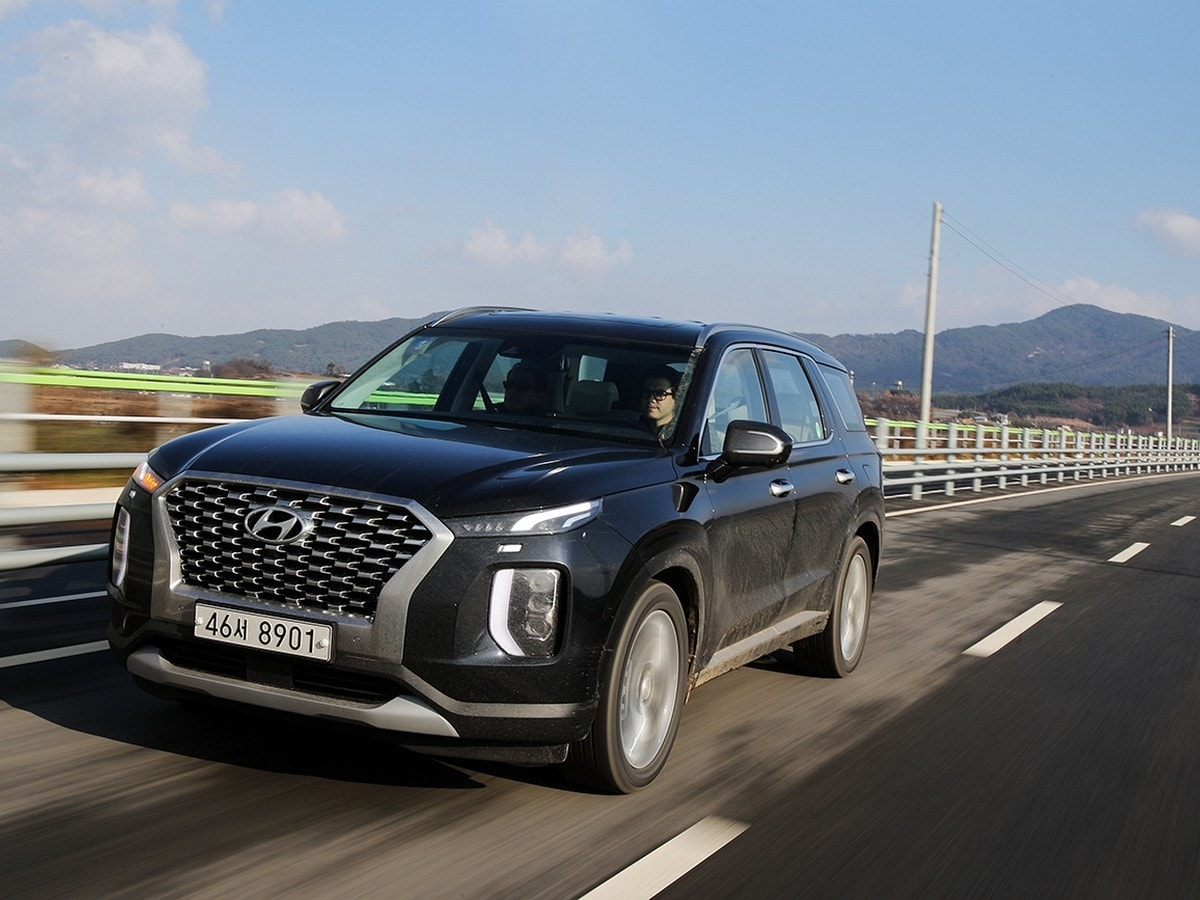 New 2021 Hyundai Palisade Limited Lease Price, Specs ...